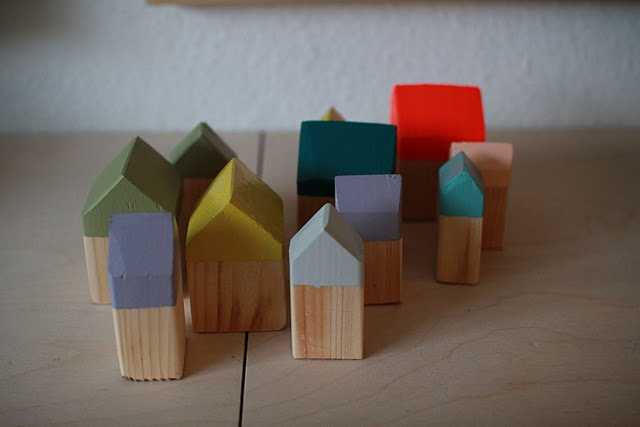 more lovely wooden houses