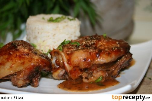 Tropické kuřátko