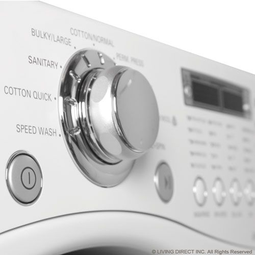 A Washer & Dryer in One. Helps save a lot of space and still keep your clothes clean.