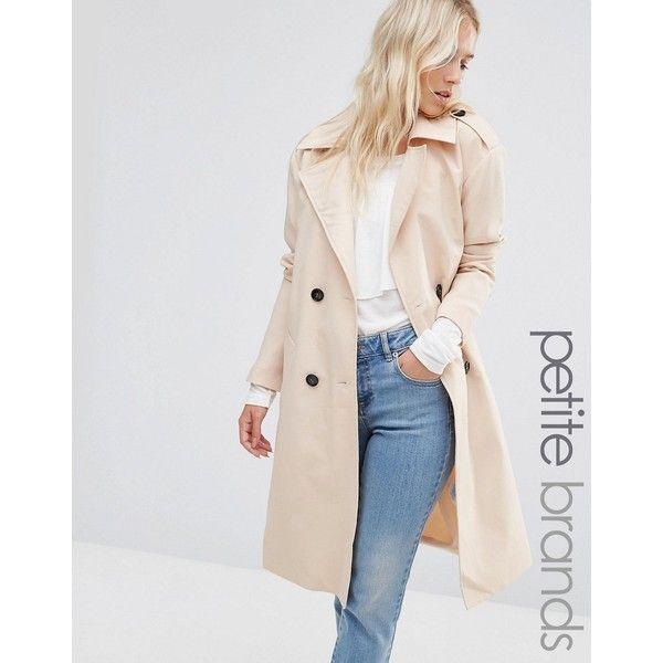 25  melhores ideias de Petite trench coat no Pinterest