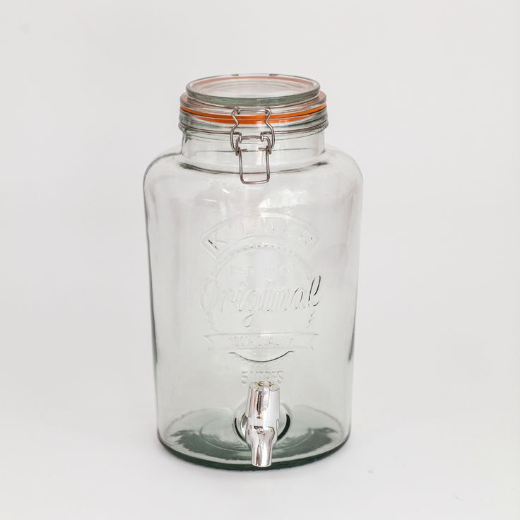 * DECO * Kilner Drinks Dispenser 5ltr from Pretty Little Party Shop - Stylish Party