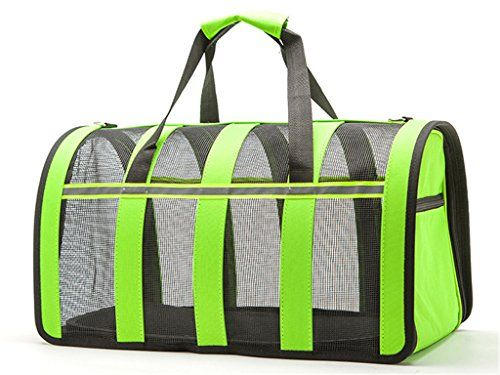 Fundodo Portable Pet Carrier Bag Breathable Dog Carrier Bag For Small Dog Travel Outdoor Strong Cat Carrier Bag 600D