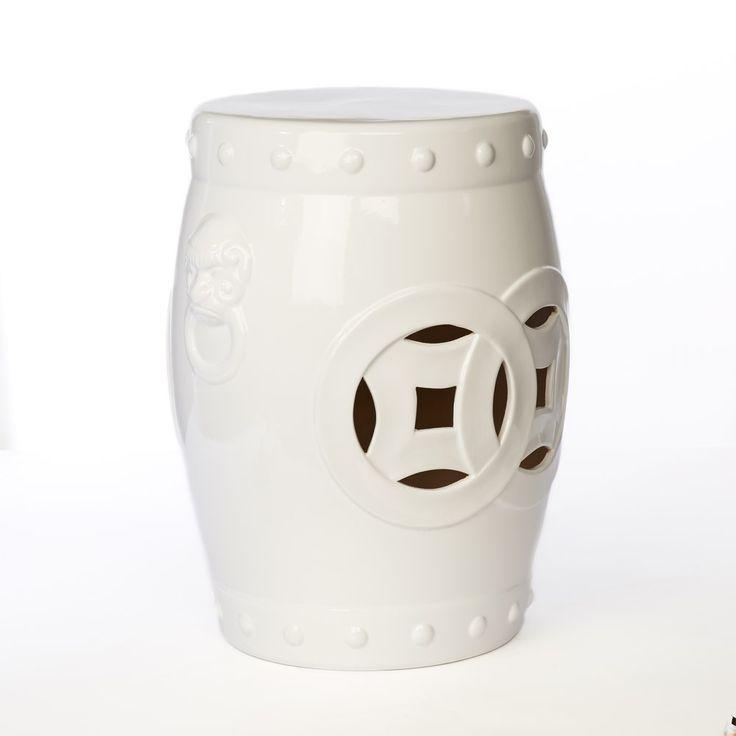 Ceramic Garden Stool Old Time Pottery 29 99 Nursery