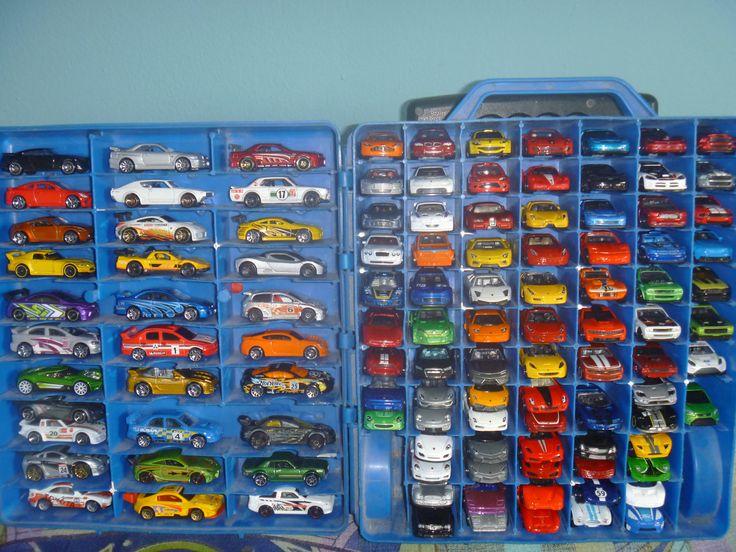 Hot Wheels Carry Case 100(Japanese,Korean,British,German,French ...