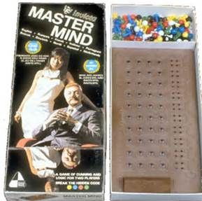 Master Mind Game