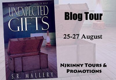 On @Lynnthompson8 's blog: #BlogTour: Unexpected Gifts by @SarahMallery1 #Excerpt, #10Ebks #Giveaway(INT), #99cSale, #Historical #Fiction http://blog.lynnthompsonbooks.com/unexpected-gifts-by-s-r-mallery-blog-tour-excerpt-historical-fiction/ #NjkinnyToursPromo