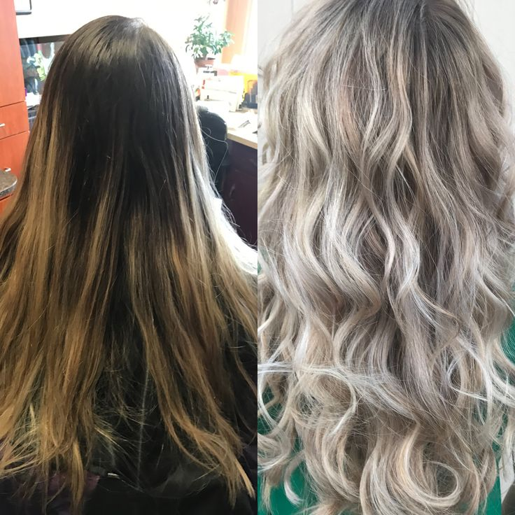 Crystal Ash Blonde Hair Color Ideas For Winter 2016: 15 Must-see Ash Blonde Balayage Pins