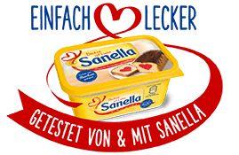 einfach lecker: Sanella Produkte – Gabriele Thoma