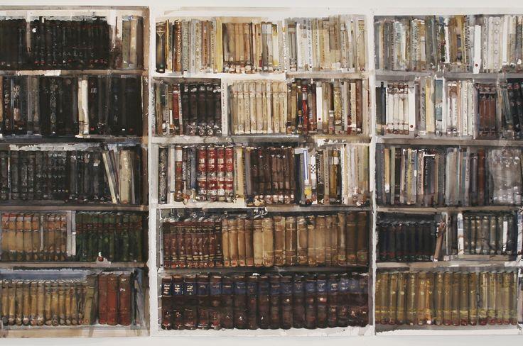 Lars Lerin | Nordiska Akvarellmuseet