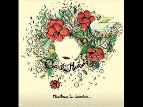 Carla Morrison - Pajarito del amor ....el dolor con flores no duele menos :(