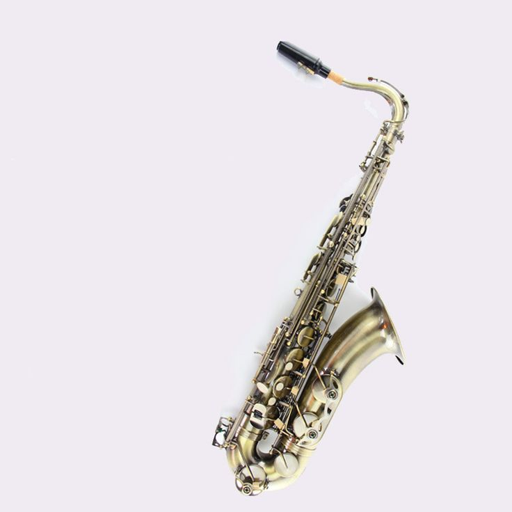 ==> [Free Shipping] Buy Best Tenor sax Saxophone Bb antique brass surface Wind Instrument Sax Western Instruments saxofone Musical Instruments saxophone Online with LOWEST Price | 32804113052