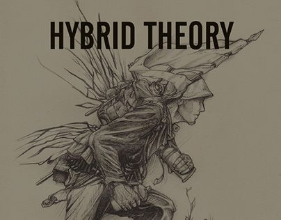 """Check out new work on my @Behance portfolio: """"Hybrid Theory. illustrated Album"""" http://be.net/gallery/43814509/Hybrid-Theory-illustrated-Album"""