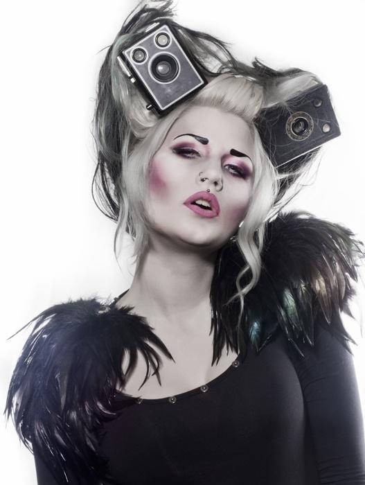 camera head by elisabeth jakobsen