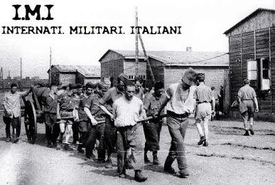 """Il 25 aprile è una data importante per la nostra storia, il nostrio ricordo va a coloro che per libertà sacrificarono le loro vite, ma purtroppo non ci ricordiamo di tutti e ci dimentichiamo anche di chi piuttosto che aderire alla Repubblica Sociale e di continuare la guerra al fianco dei nazisti, scelse di essere deportato nei campi di concentramento in Germania. Loro erano conosciuti come gli I.M.I: """"Italienische-Militar-Internierten""""ovverosia""""internati militari italiani""""."""