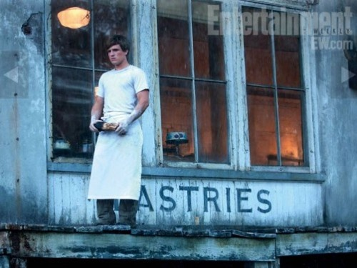 My babe:)Josh Hutcherson, The Hunger Games, Bakeries, Sons, Breads Baking, Boys, Hungergames, Bakers, The Breads