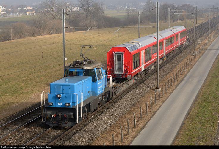 RailPictures.Net Photo: 936 133 Untitled Eea 3/3 at Trübbach, Switzerland by Reinhard Reiss