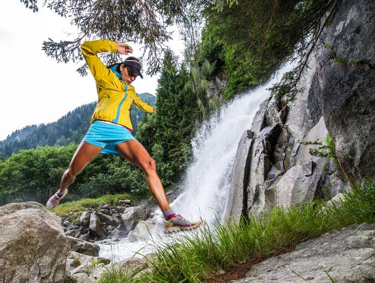 La Sportiva Mountain Running Apparel