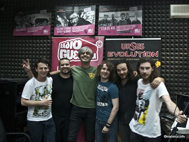 Alternosfera la Radio Guerrilla.