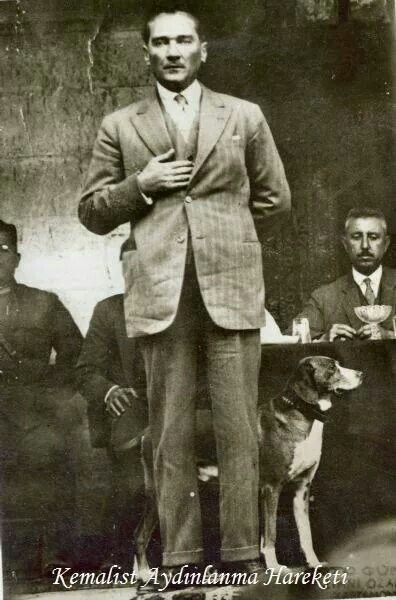 The Hidden Hand.  Kamal Ataturk.