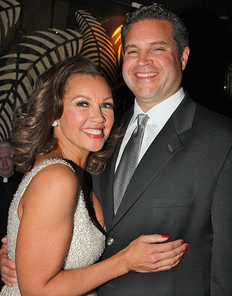 Vanessa Williams married her fiance, Jim Skrip, in New York on Saturday, July 4, Us Weekly can confirm