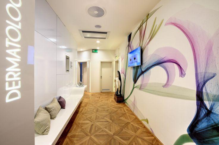 Brandeis clinic je nejenom skvěle technologicky vybavená ale je i krásná!