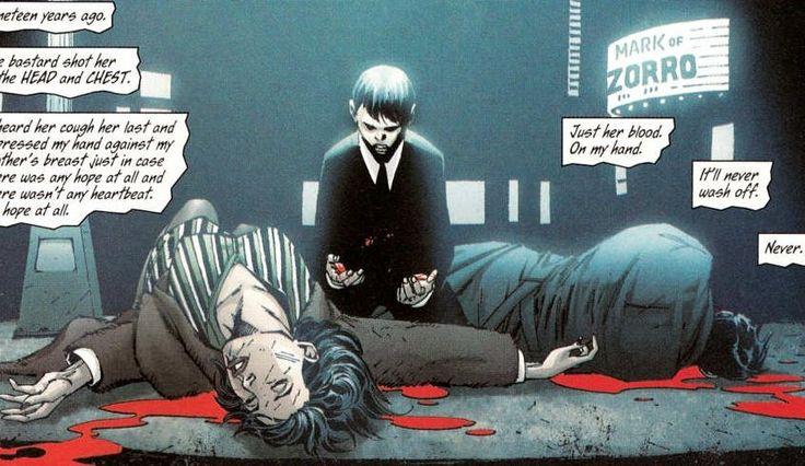 The Story Behind 'Batman Vs. Superman: Dawn of Justice'