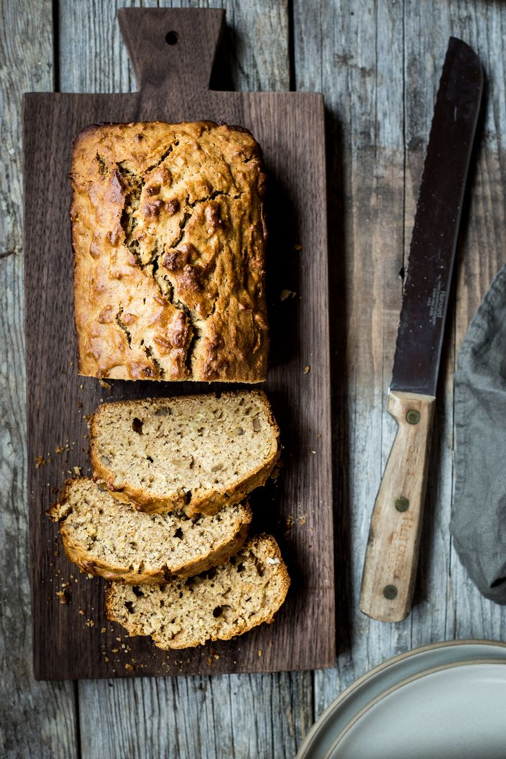 Spiced Honey Parsnip Bread | Dishing Up the Dirt | Bloglovin'