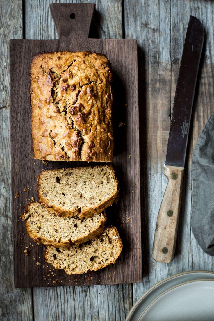 Spiced Honey Parsnip Bread | Dishing Up the Dirt | Bloglovin'