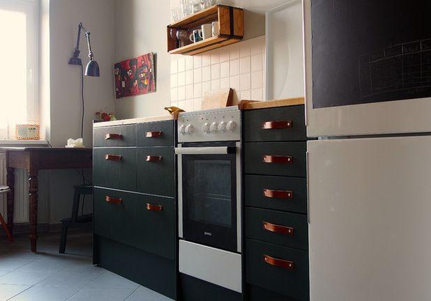 DIY: Küchenfronten lackieren