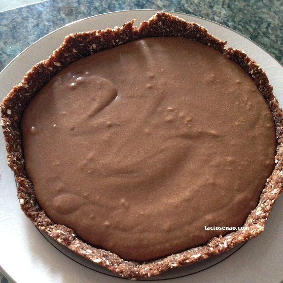 Torta de Chocolate Sem Lactose e Sem Glúten - Lactose NãoLactose Não