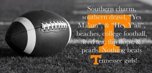 Tennessee Vols- I want this via shirt, canvas, magnet, car decal anyway!