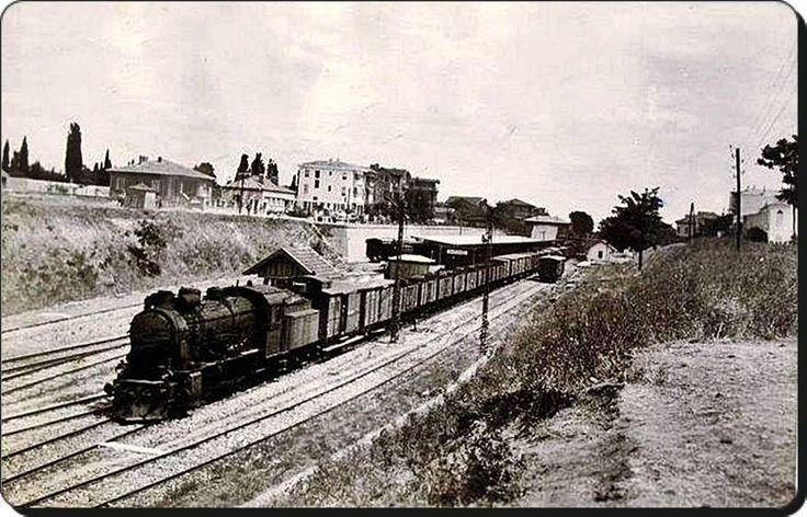 Bakırköy / Tren İstasyonu - 1930'lar