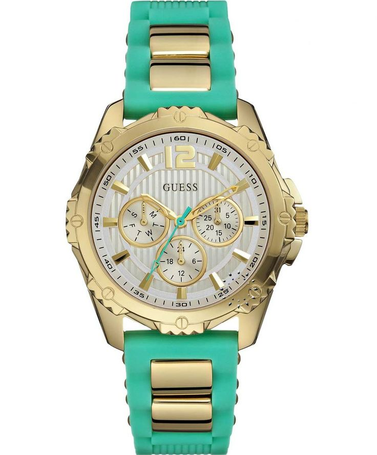 GUESS Intrepid 2 Green Rubber Strap Μοντέλο: W0325L4 Η τιμή μας:169€ http://www.oroloi.gr/product_info.php?products_id=39750