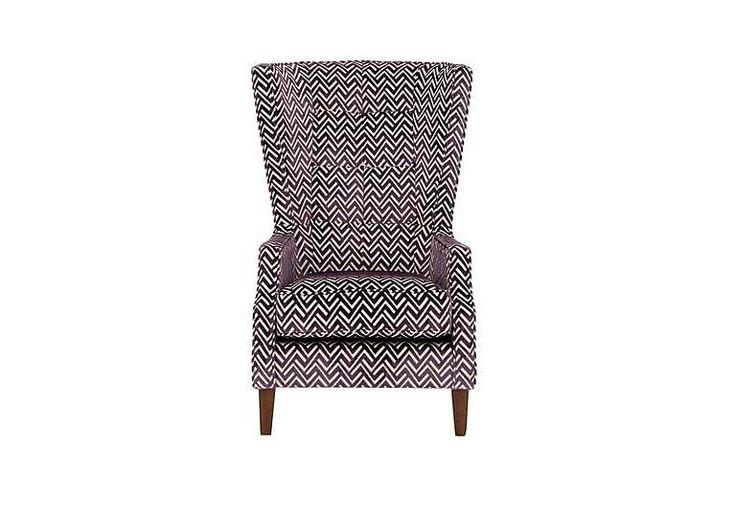 Viola Fabric Accent Armchair, Sale £699