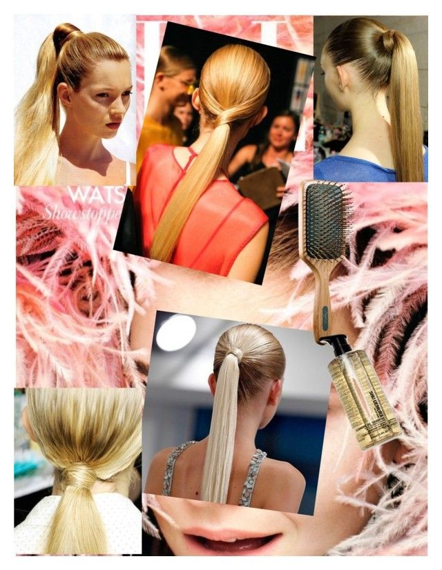 Summer ponytail by style-lovely on Polyvore featuring Belleza and Emma Watson