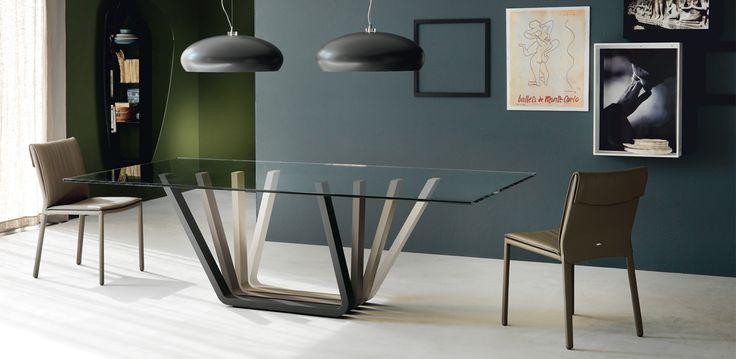 TABLES FIXED DOMINO | Cattelan Italia