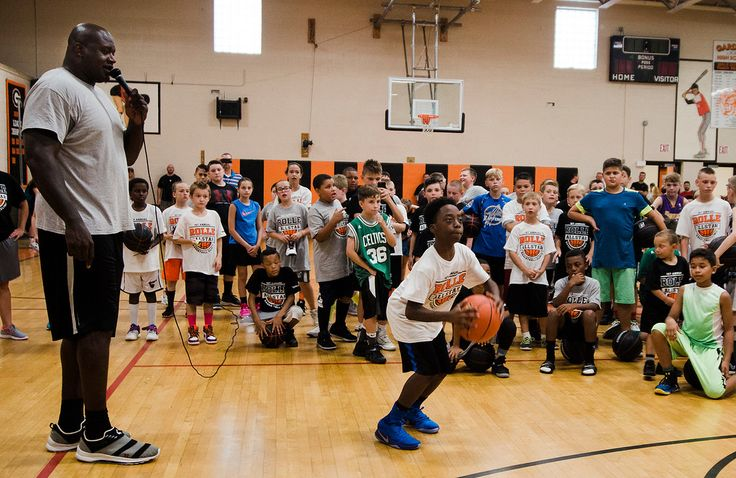 Former NBA star,Shaquille O'Neal scored big with the children of Gardner,Massachusetts. O'Neal attended the Rolle All-Star Basketball Clinic, which isrunby his girlfriend, Laticia Rolle. Rolle grew up in Gardner and she organized the event as anopportunity to give back to the community. While attending the camp,O'Neal was all smiles as the children were excited to …