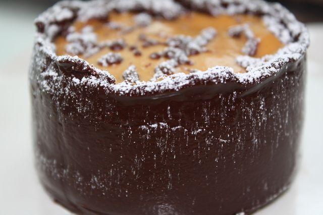 Torta de chocolinas