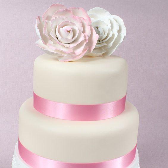20 best rose quartz wedding cakes images on pinterest cake wedding simply elegant rose quartz wedding cake cupcake suppliescake decorating junglespirit Image collections