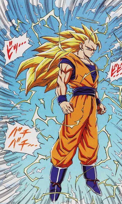 I Ll Be Honest My Heart Skips A Beat When Son Goku Goes