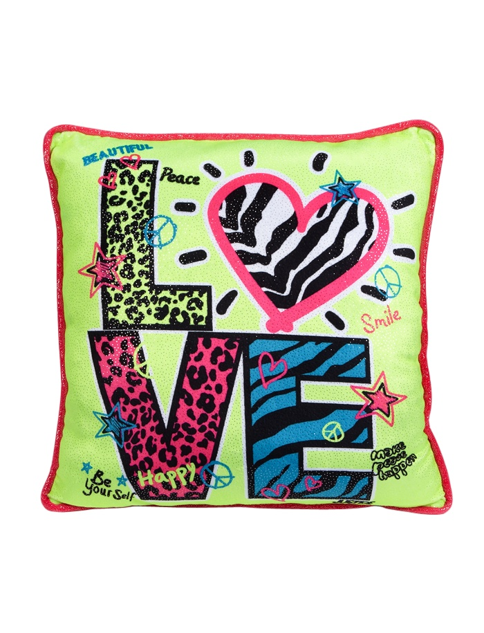 Girls Clothing | Pillows | Animal Journal Pillow | Shop Justice I LOVE THIS PILLOW