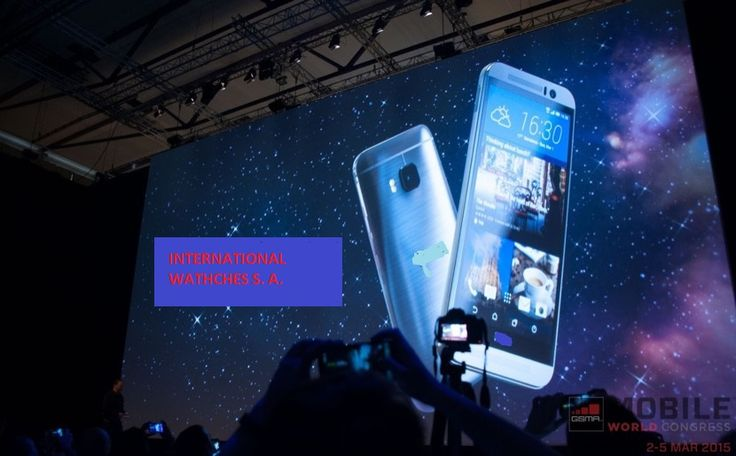 Imágenes del producto durante las presentaciones.