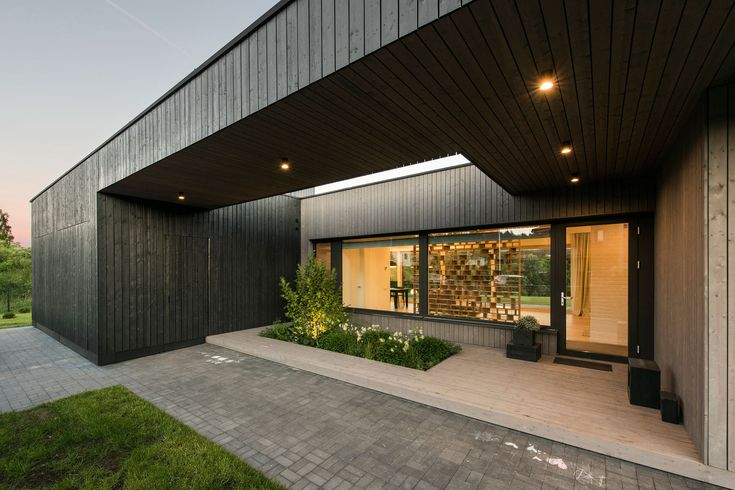 Gallery of Black Box House / PAO Architects - 6