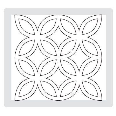 how to cut pvc lattice