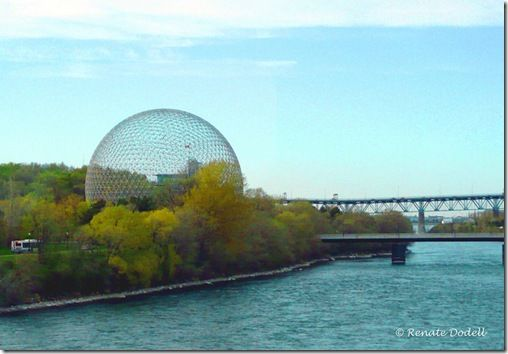 Montreal Biosphere – Montreal, Canada