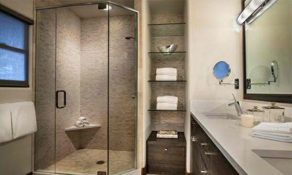 Badezimmer Regale Aus Glas Badezimmermobel Mit Schick Auswahlen Dekoration Diy Badezimmer Regal Kleines Badezimmer Umgestalten Badezimmer Design