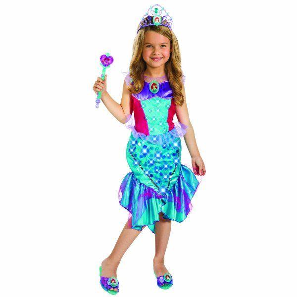 Disney Princess Ariel Feature DressAmazonToys Games