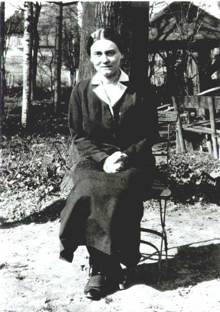 August 9: Edith Stein (St. Teresa Benedicta de la cruz)