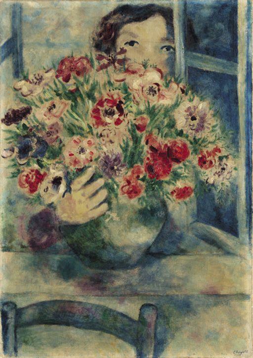 Marc Chagall - Bella Apportant un Bouquet d'Anémones ❁✦⊱❊⊰✦❁ ڿڰۣ❁ ℓα-ℓα-ℓα вσηηє νιє ♡༺✿༻♡·✳︎·❀‿ ❀♥❃ ~*~ MON Jun 27, 2016 ✨вℓυє мσση ✤ॐ ✧⚜✧ ❦♥⭐♢∘❃♦♡❊ ~*~ нανє α ηι¢є ∂αу ❊ღ༺✿༻♡♥♫~*~ ♪ ♥✫❁✦⊱❊⊰✦❁ ஜℓvஜ