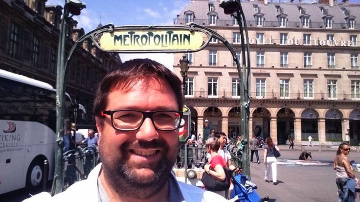 Paris – Nicht nur die Stadt der Liebe -Teil 1-
